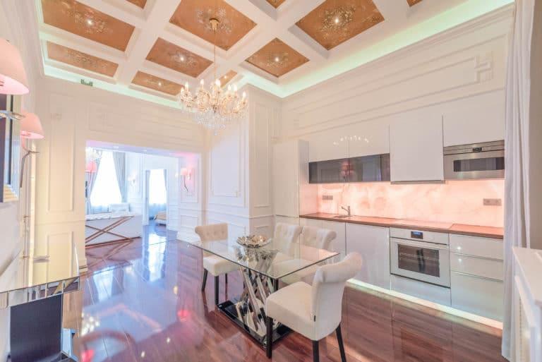 airbnb budapest flat