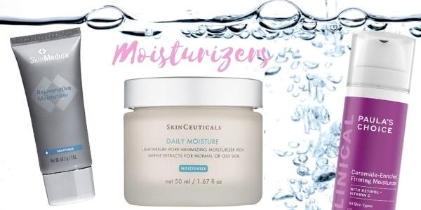face moisturizers