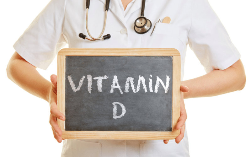 doctor vitamin d sign