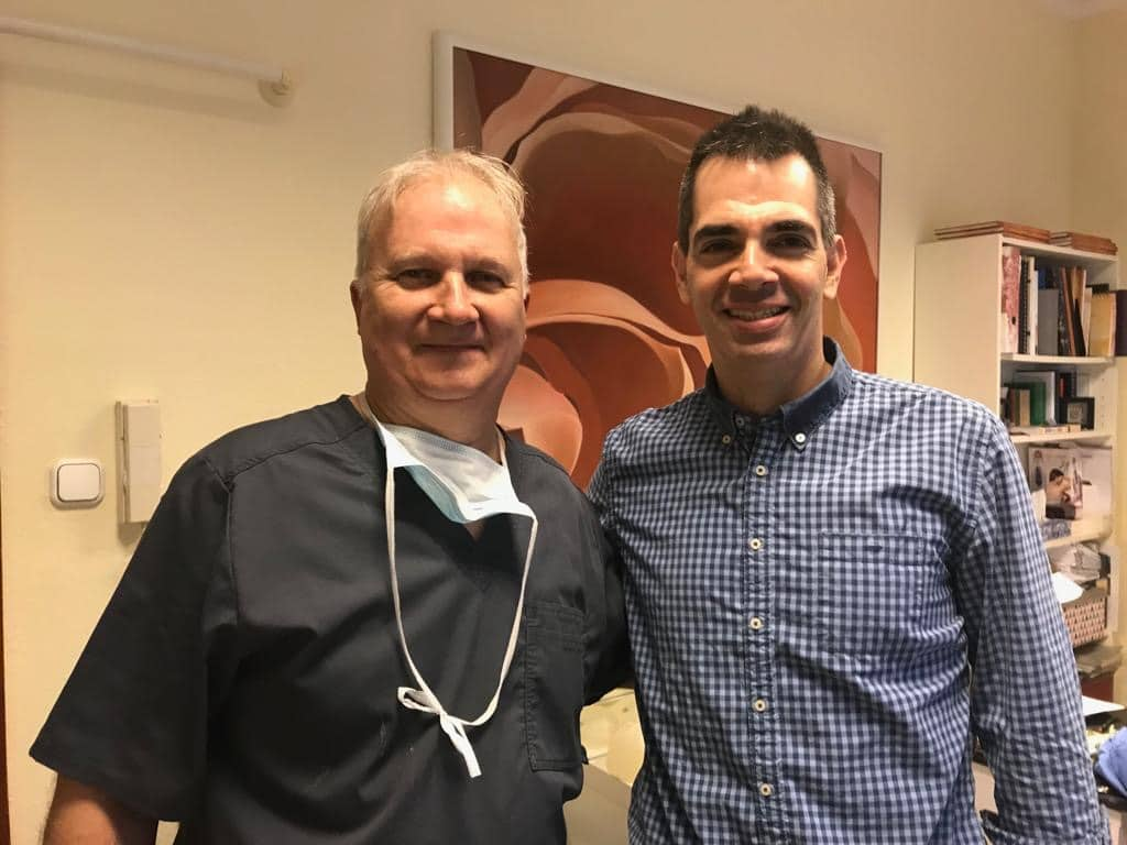 Dr Randy and Dr. Istvan