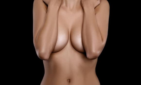 female breasts
